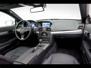 2010 lorinser mercedes e class coupe interior