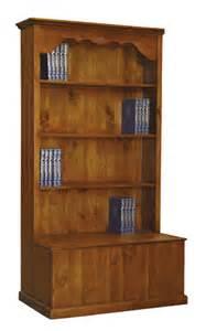 Bookcase With Storage Alpine Bookcase With Storage
