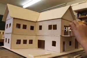 haus modell projekt modellhaus bauen