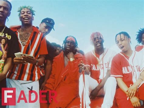 lil boat sailing team lil yachty is quot all in quot with his sailing team hiphopdx