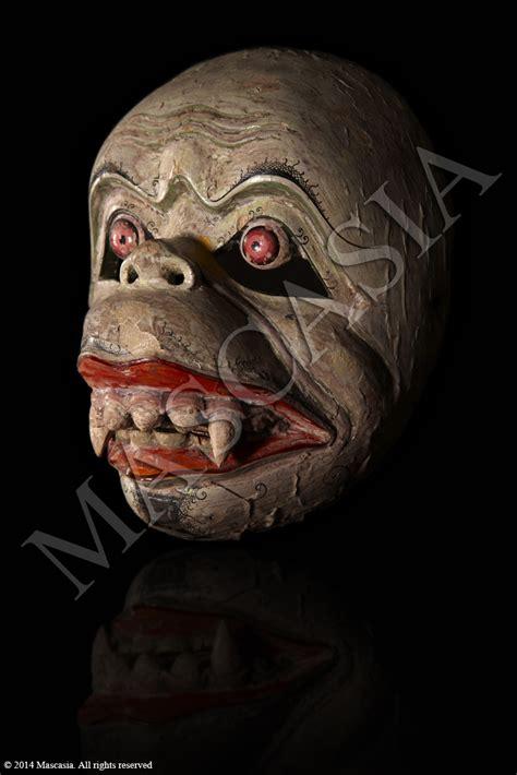 Masker Topeng hanuman masks