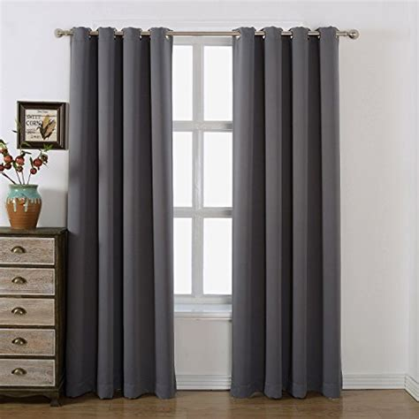 charcoal grey curtain panels top 5 best charcoal grey curtains for sale 2016 product