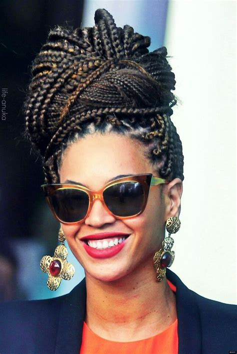 how many bags of hair for box braids 1000 images about beyonce s hair looks on pinterest