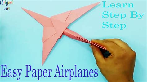 How To Make A Working Paper Airplane - how to make a paper airplane best paper airplane in the