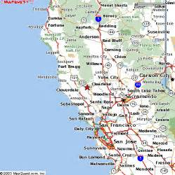 clear lake california map california map