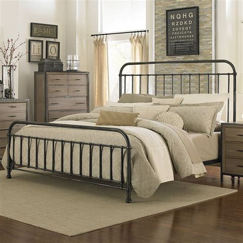 metal beds for best 25 iron bed frames ideas only on metal