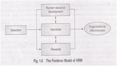 Mba Hrd Notes by Mba Library Human Resource Management Models