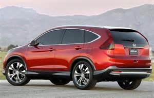 Honda Crv 2014 2014 Honda Crv Changes And Release Date Latescar
