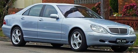 Vw Auto Ludwig Seesen by Mercedes S Klasse Mercedes S Klasse W222 Modellpflege