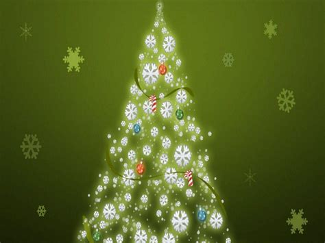 christmas tree desktop backgrounds wallpaper cave