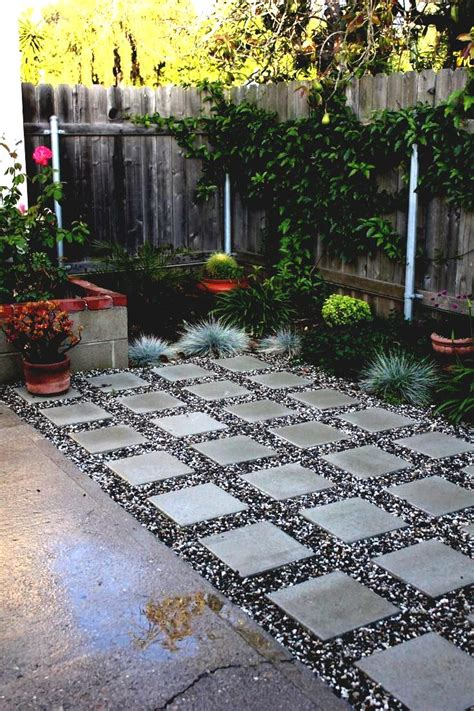 best patio ideas for your backyard gravel