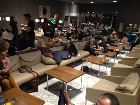 The PrimeClass Lounge, Istanbul Airport