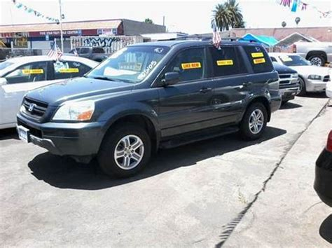 2005 honda pilot for sale in california carsforsale