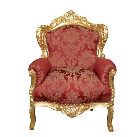 poltrona stile barocco poltrona barocca rosso divano e mobili in stile barocco