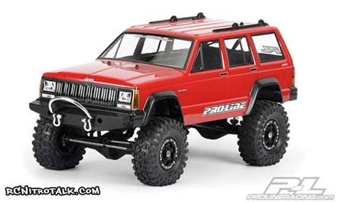 Jeep Bodies Proline Jeep Scx10 Rcnitrotalk