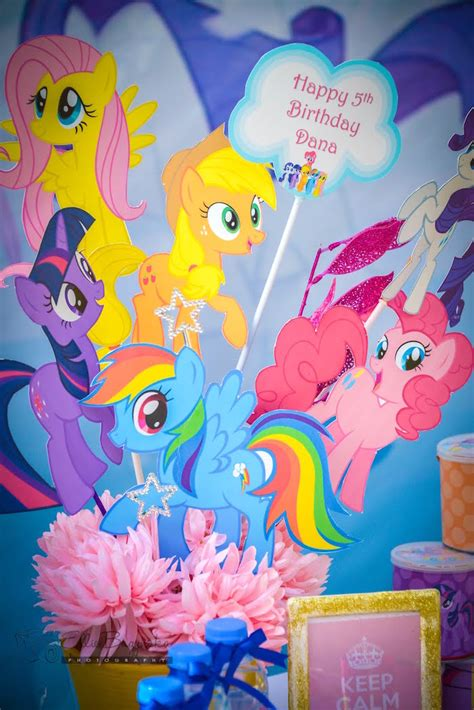 my little pony printable party decorations kara s party ideas my little pony birthday party kara s