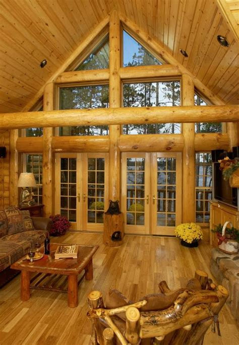 log cabin great room pictures great room log cabin beauty pinterest