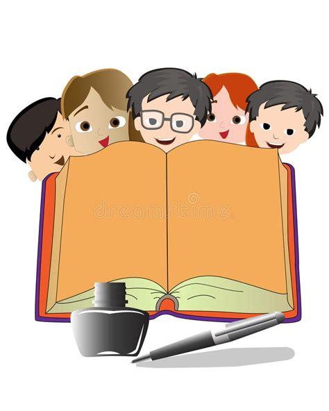 clipart per bambini libri e bambini illustrazione vettoriale illustrazione di