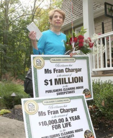 Who Funds Publishers Clearing House - meet fran chargar our newest pch superprize winner pch blog