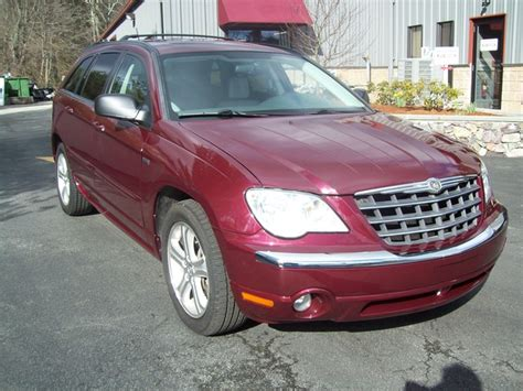 2008 chrysler pacifica touring reviews 2008 chrysler pacifica pictures cargurus