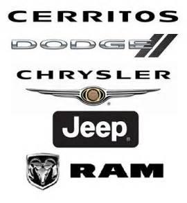 Chrysler Jeep Logo Cerritos Dodge Chrysler Jeep Ram Business Profile On Prlog