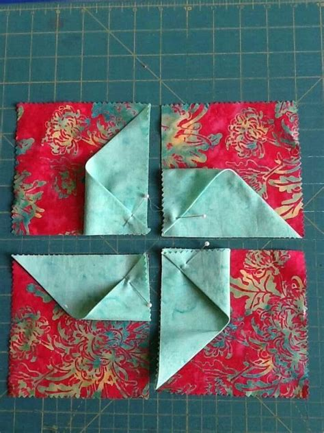 quilting tutorial pinterest 3d pinwheel tutorial quilts pinterest pinwheel