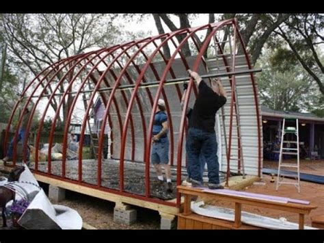 arched cabins houston tiny arched cabins