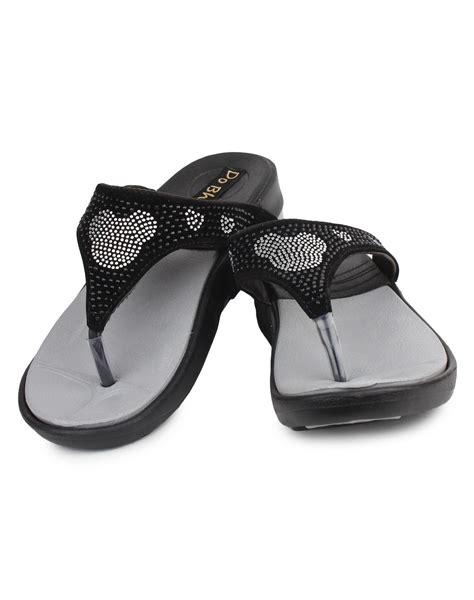 pure comfort pure comfort black buy slippers and flip flops for women