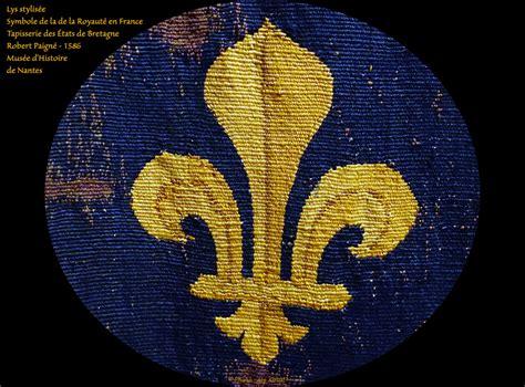 Tapisserie Nantes by Lys Stylis 233 E Symbole De La Royaut 233 En Tapisserie