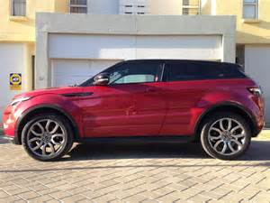 range rover evoque si4 dynamic coupe at review cars co za