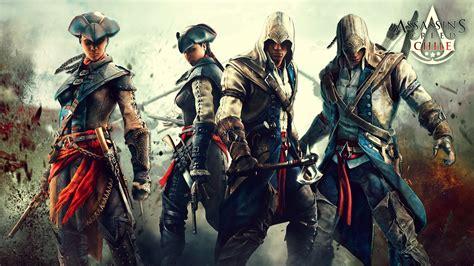 assassins creed the assassin s creed 3 the assassin s wallpaper 31806225 fanpop