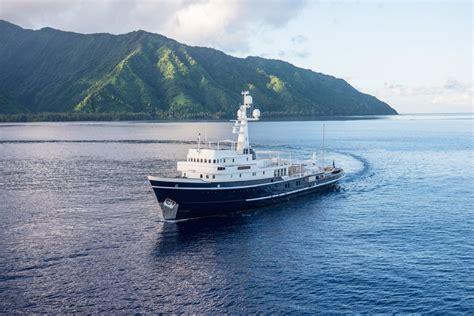 seawolf expedition yacht charter eyos