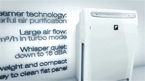 daikin flash streamer technology air purifier