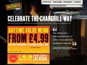 Printable Vouchers Beefeater | beefeater vouchers printable beefeater discount vouchers