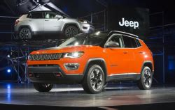 chrysler recalls jeep compass suvs that may roll away