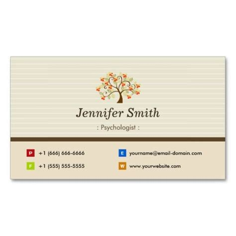 symbols business card templates 271 best images about psychology business cards on
