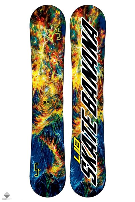lib tech skate banana 154 deska snowboardowa lib tech skate banana 154 5221740 multi