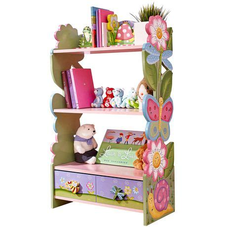 fantasy fields magic garden bookcase fantasy fields magic garden bookshelf walmart canada
