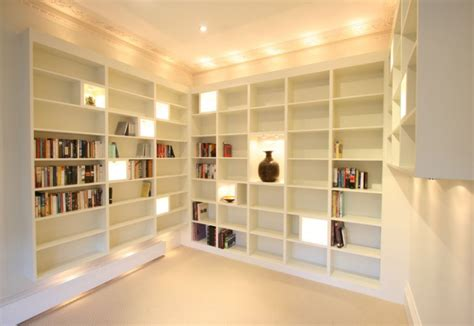 lighting for bookshelves bookcase lighting tips 10 stunning lighting for