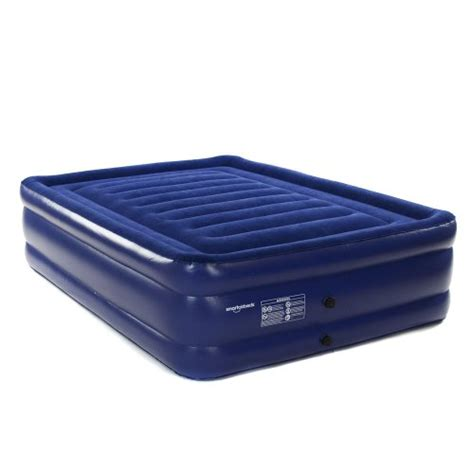 air bed patch smart air beds raised cross beam flocked inflatable