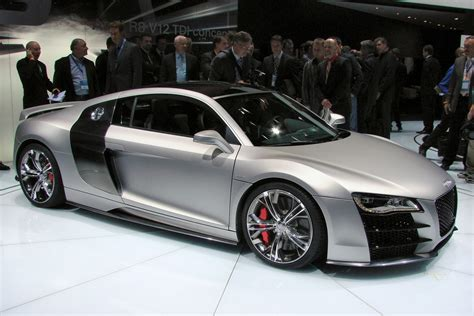 future audi r8 audi r8 v12 tdi concept car design news