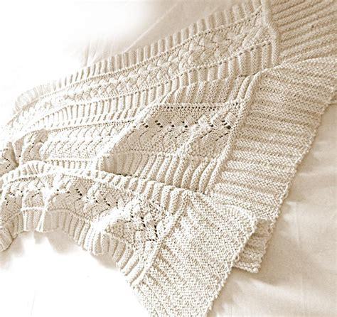 heirloom knit baby blanket baby blanket beautiful heirloom quality knitting pattern