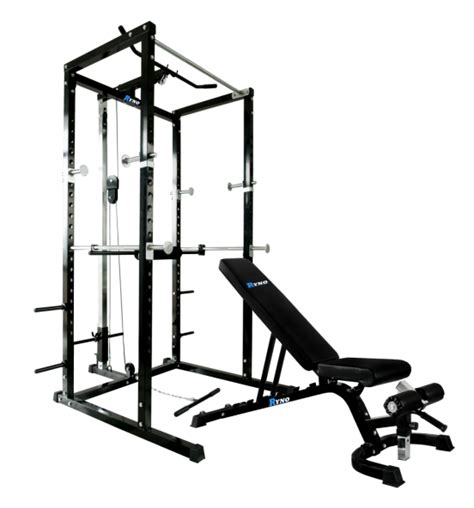 weight bench squat rack combo ryno ultimate power rack cage with weight bench combo