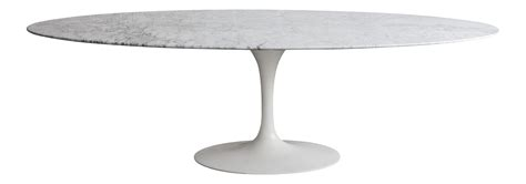 tulip marble dining table eero saarinen marble tulip dining table chairish