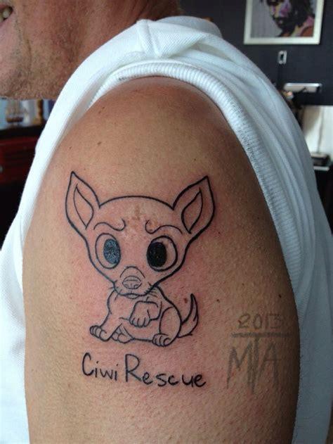 chihuahua tattoo best 25 chihuahua ideas on pet tattoos