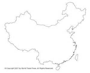 Ancient China Blank Map by Search Results For Blank Ancient China Map Coloring Page