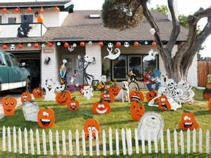 outdoor halloween decorations ideas to stand out 19 homemade halloween decorations for a festive celebration