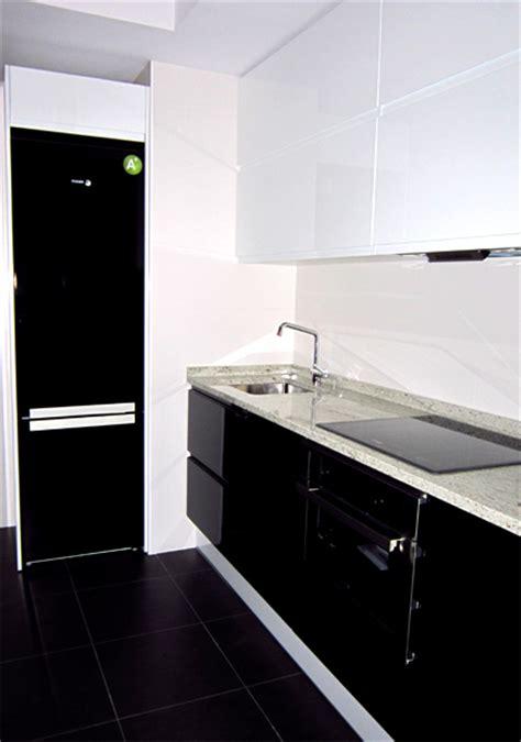 encimeras neolight cocinas con en blanco top aparicio cocinas blanco brillo