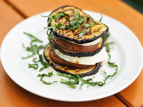 grilled snacks appetizers  side dishes