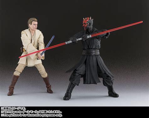 Bandai Shfiguarts Obi Wan sh figuarts episode 1 obi wan awakens kylo ren and stormtrooper the toyark news